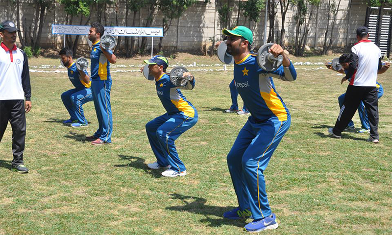 Corona Virus: National cricketers' fitness tests will be ...